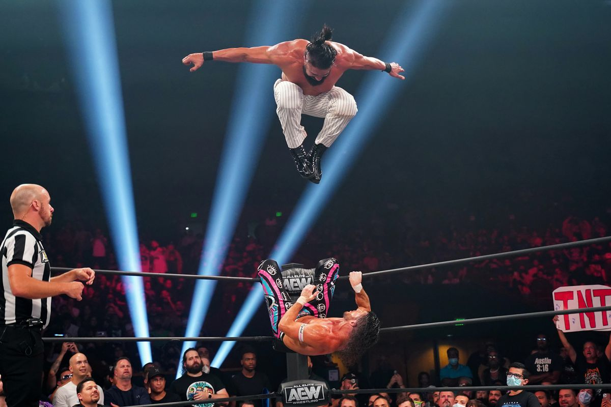 AEW's trying to turn WWE midcarders into stars & it might just work