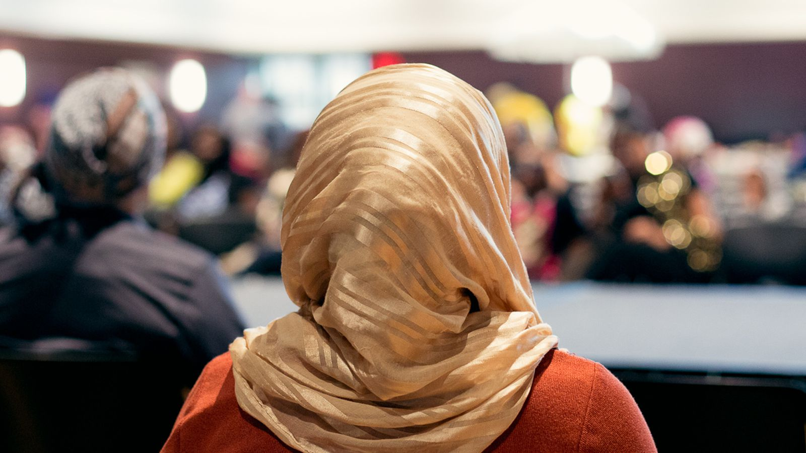 Girl Back Side Wallpaper The Complicated History Of Headscarves Racked