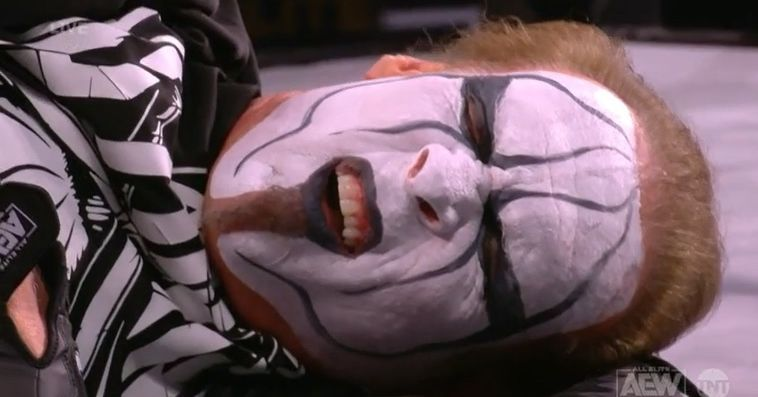 Sting is 'fully cleared' to wrestle and take powerbombs