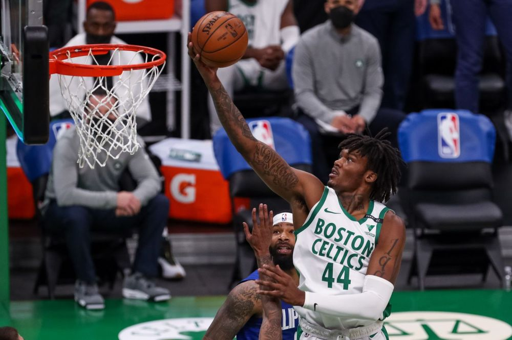 Boston Celtics hang on to win over Los Angeles Clippers, 117-112 - CelticsBlog