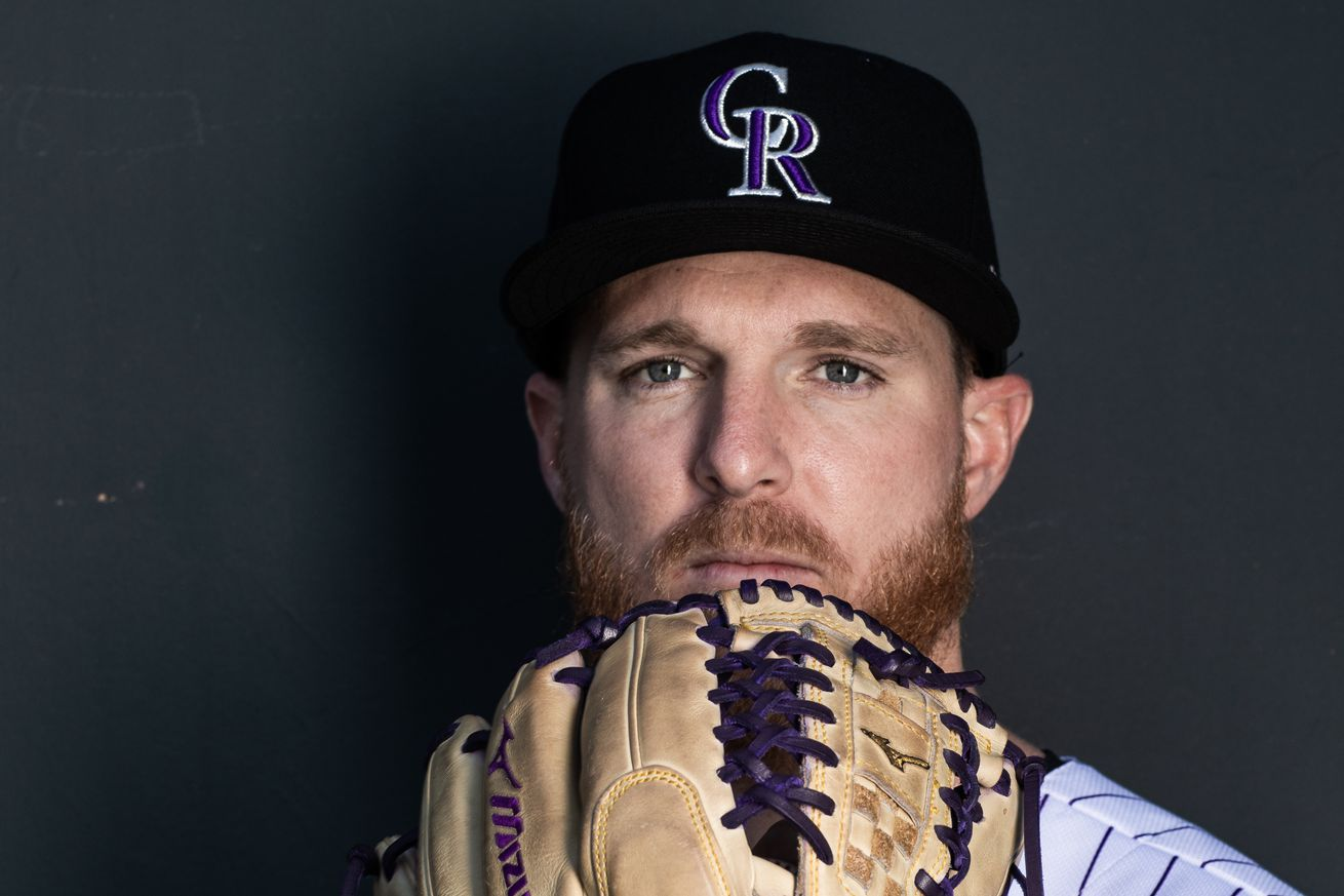 2021 Colorado Rockies Photo Day