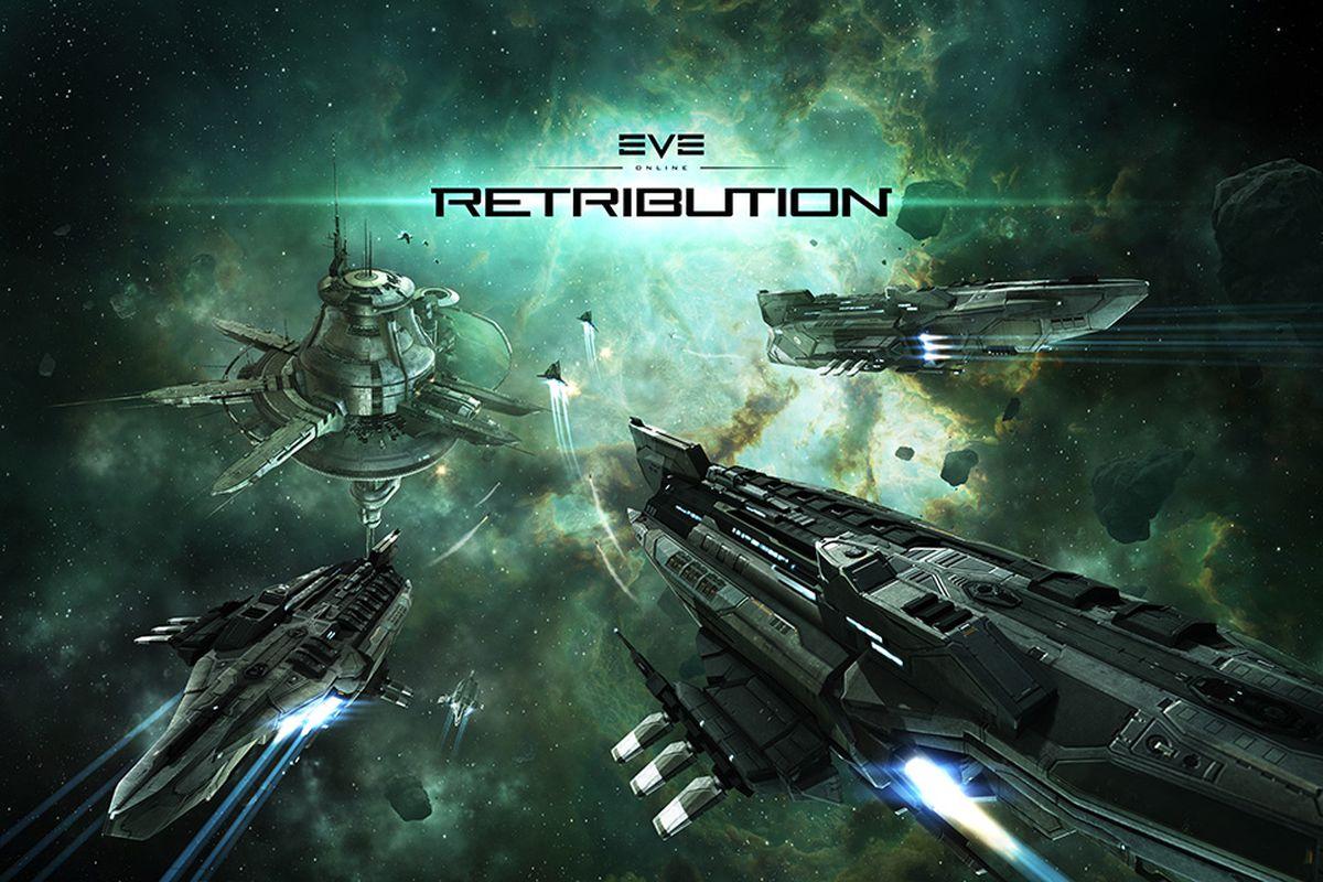 hight resolution of eve online retribution