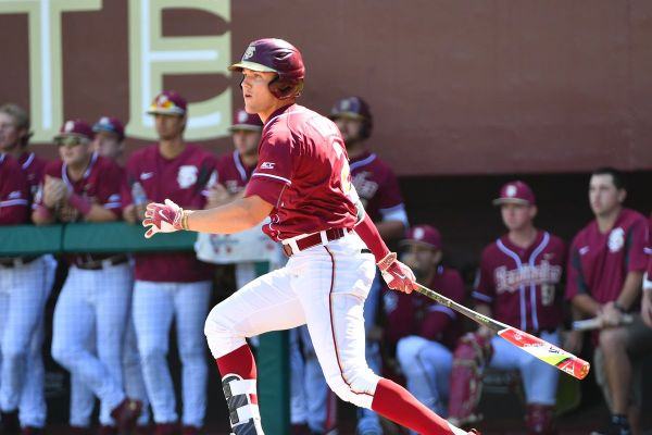 3 Florida State Baseball Falls In Ncaa Tournament Opener Tennessee Tech