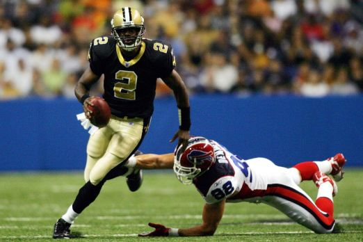 Countdown to New Orleans Saints Kickoff: A History of No. 2 ...