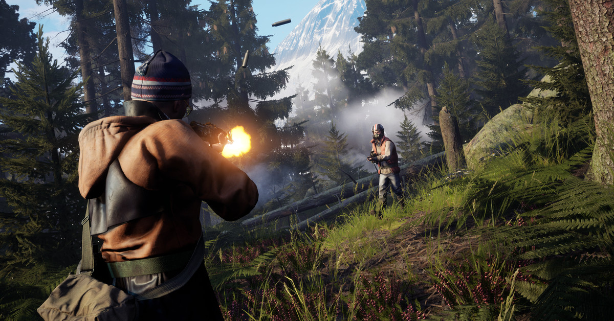 Vigor Is A New Survival Game From The Studio Behind Arma And DayZ Polygon