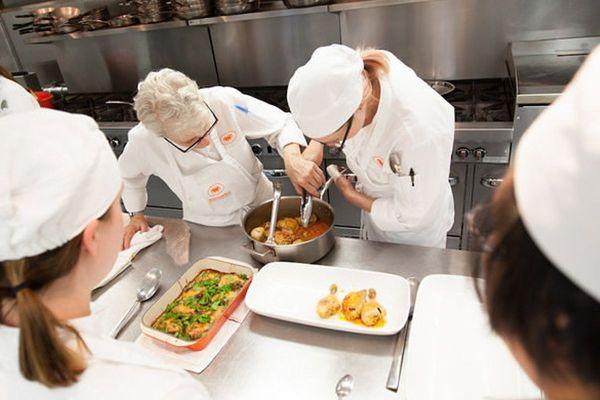 Three Charts Show Culinary School Worth