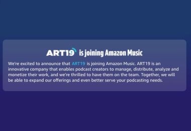 Amazon is acquiring a podcast hosting and monetization platform