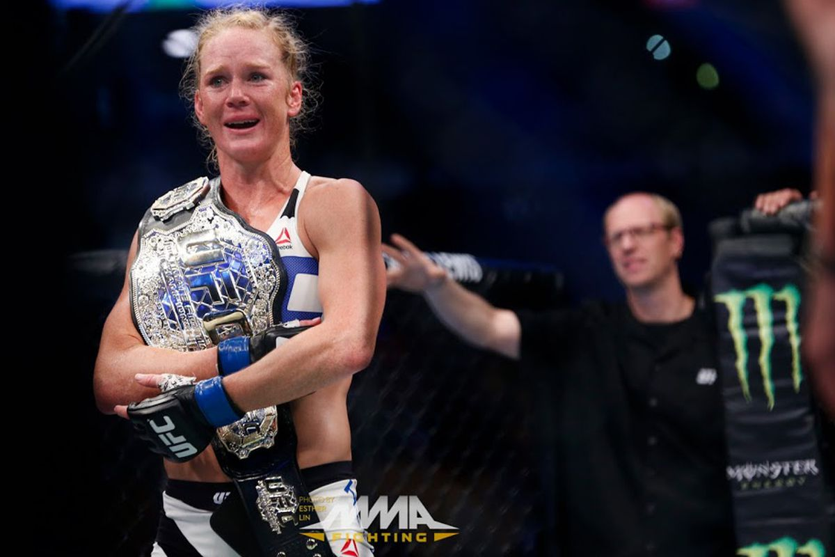 Jon Jones: UFC champ Holly Holm is now the greatest of all time -  MMAmania.com