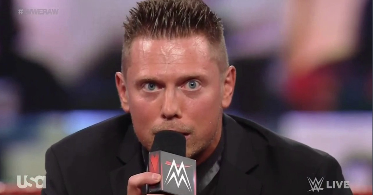 The Miz removes himself from Elimination Chamber WWE title match