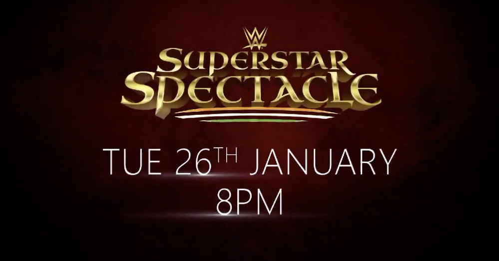 WWE's India special gets a name and a date