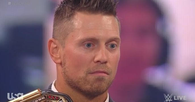 The Miz is one of the worst WWE champions of all-time