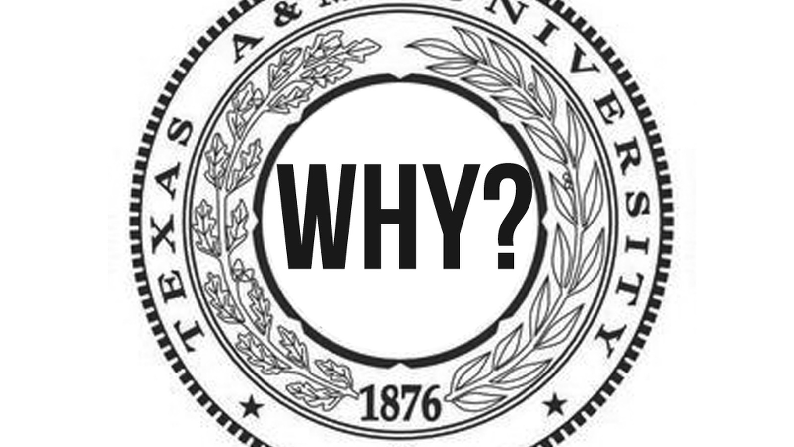 Searching For Answers The Texas A Amp M University Seal