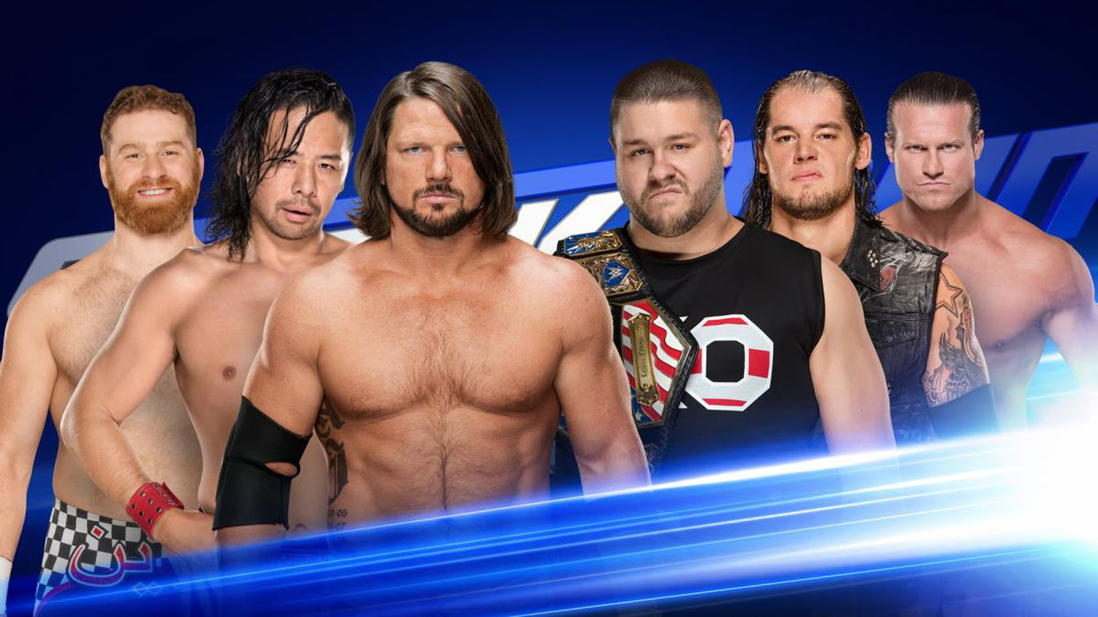 WWE SmackDown Live results June 13 2017 Money in the Bank go home show  Cageside Seats