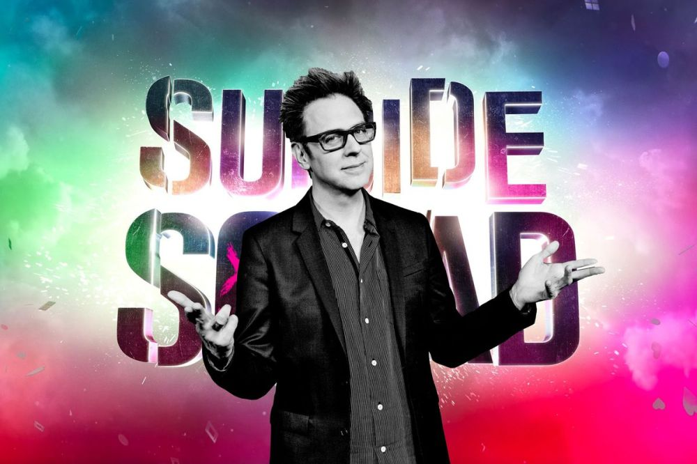 Image result for james gunn suicide squad