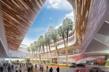 Views Of Big Redesign La Convention