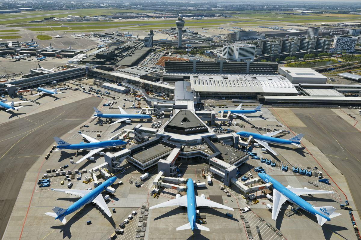 schiphol airport s savvy
