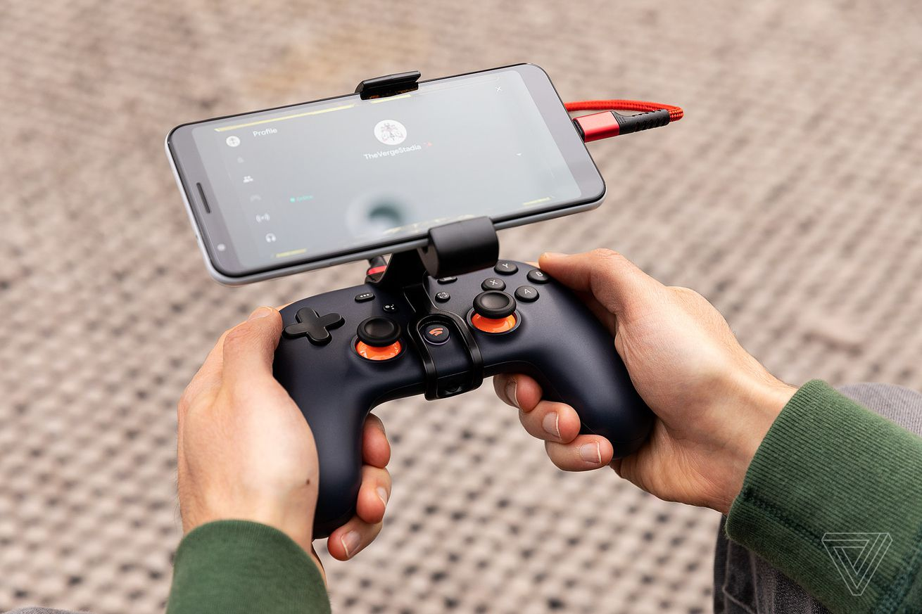 Google Stadia tests 4G and 5G game streaming