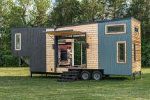 Escher Tiny House Raises Bar Luxury Small Living