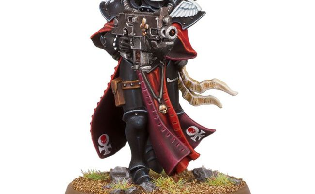 Warhammer 40 000 Introduces Five Images Of New Sisters Of