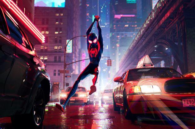 Resultado de imagen de spiderman a new universe