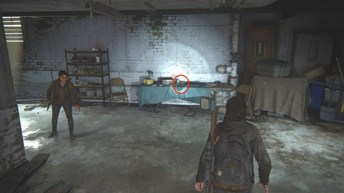 Isaac's Mandate Artifact collectible The Last of Us Part 2 Seattle Day 1 (Ellie)