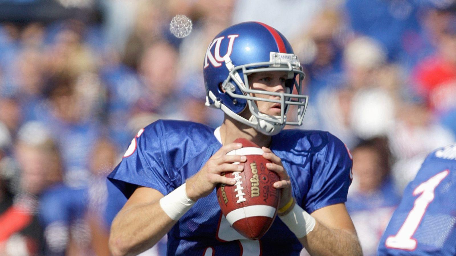 Kansas Jayhawk Memories: KU Football Beats Nebraska 76-39