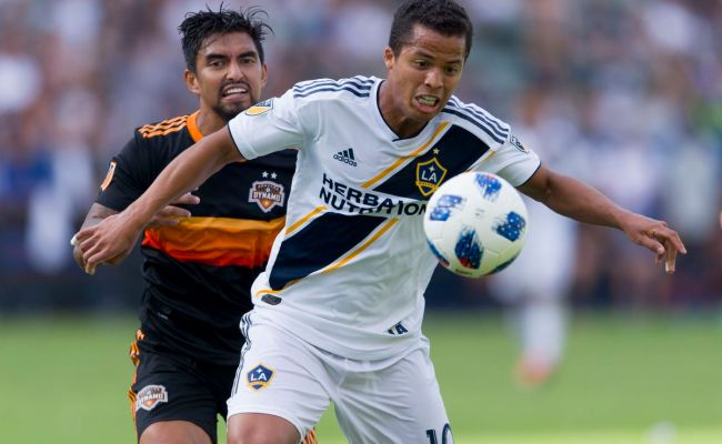 Giovani Dos Santos Might Not Be Going Anywhere Lag