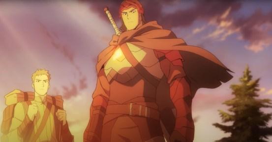 Netflix and Valve team up for DOTA: Dragon's Blood anime series