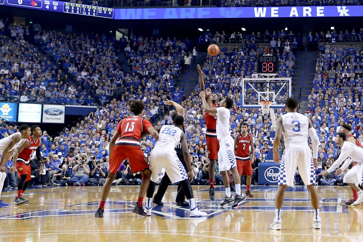 Louisville Vs Kentucky Basketball Game Being Moved Up This