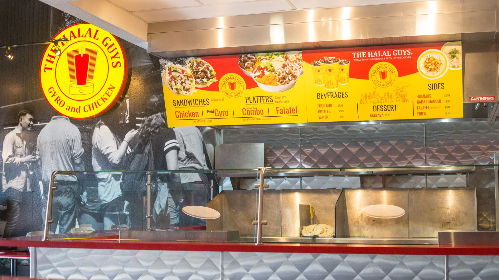Look Inside The Halal Guys First Austin Location  Eater