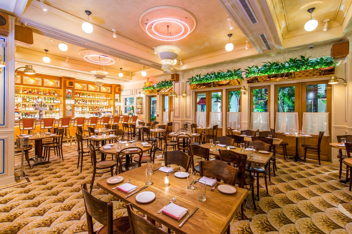 Stephen Starrs Le Zoo Debuts Inside the Bal Harbour Shops