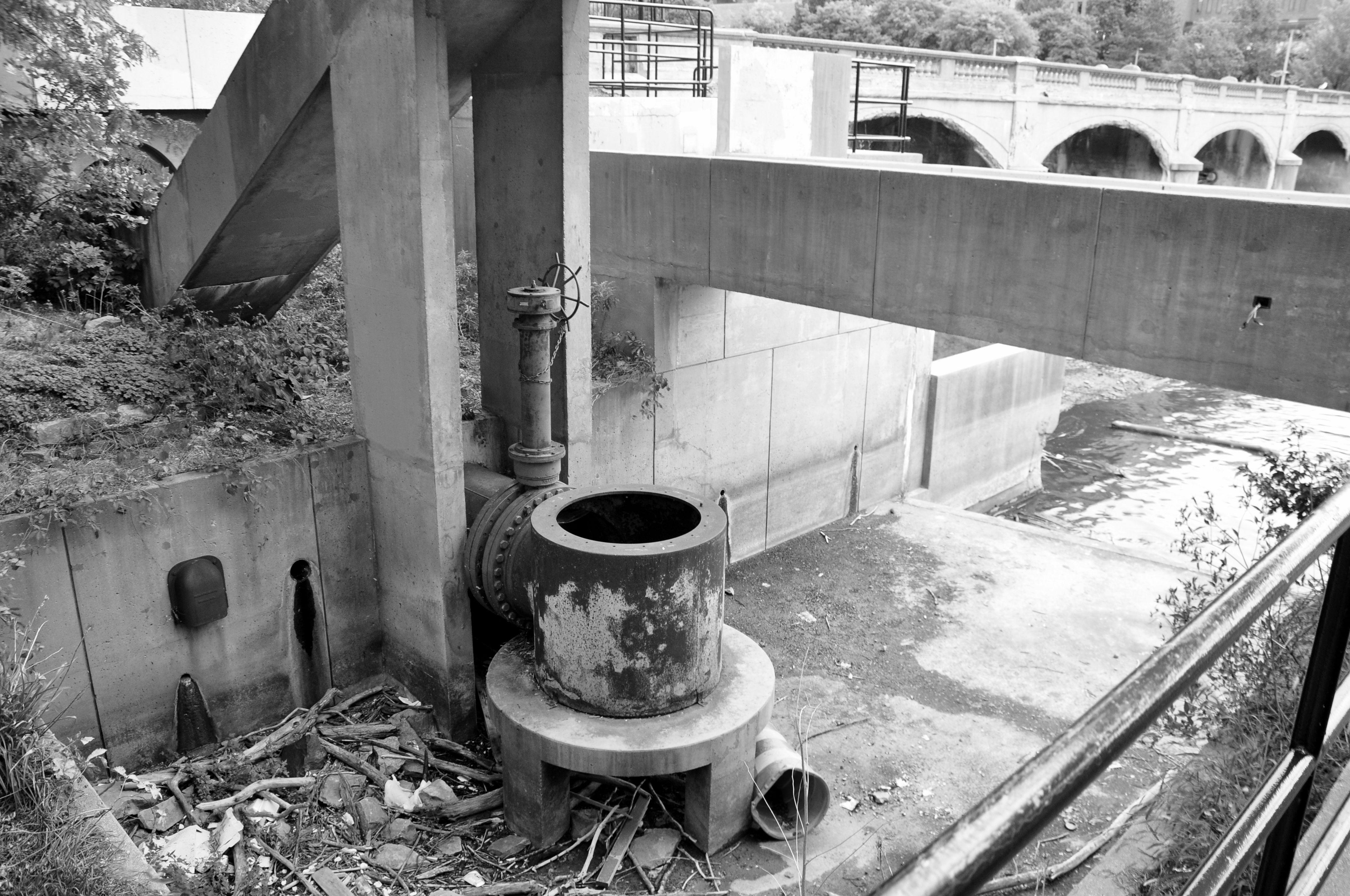 Flint River Dam Flickr