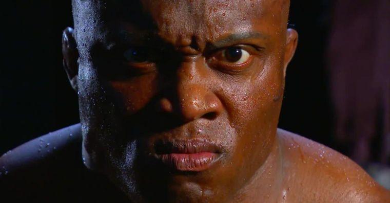 Who's gonna crash Bobby Lashley's WWE title celebration?