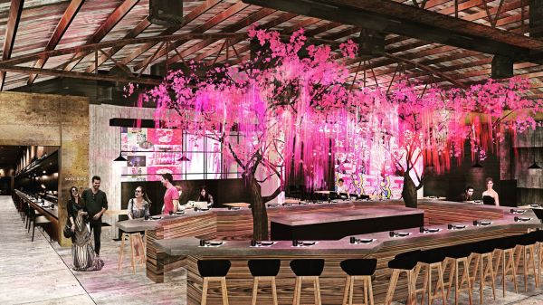 7 500-square-foot High-end Japanese Restaurant Land In