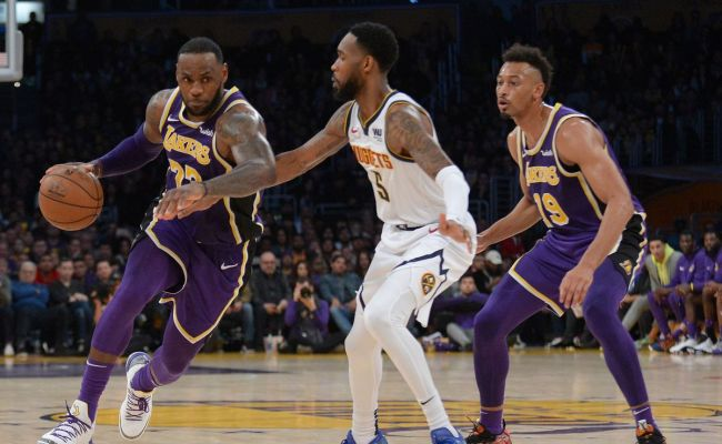 Lakers Vs Nuggets Preview Prediction Odds Picks