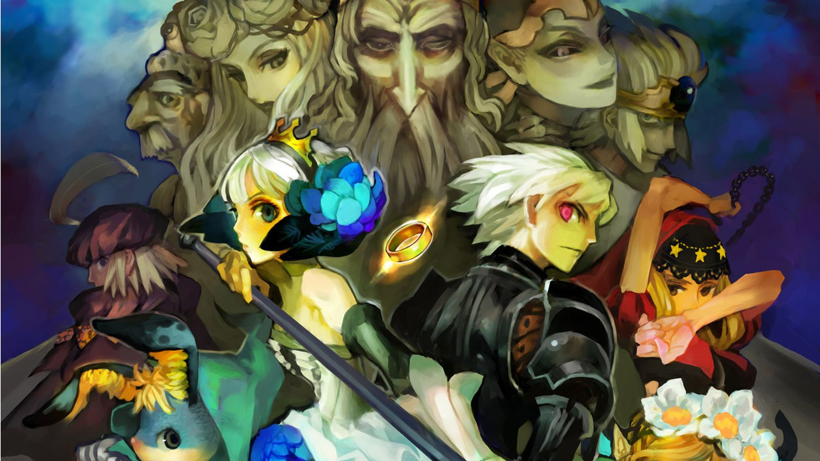 Odin Sphere HD remaster coming to PS4. PS3 and Vita in 2016 - Polygon