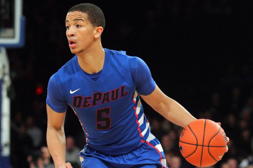 Image result for depaul basketball uniforms