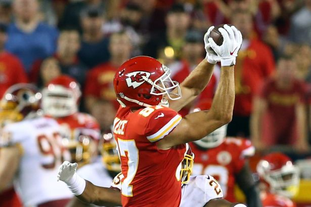 Image result for chiefs travis kelce