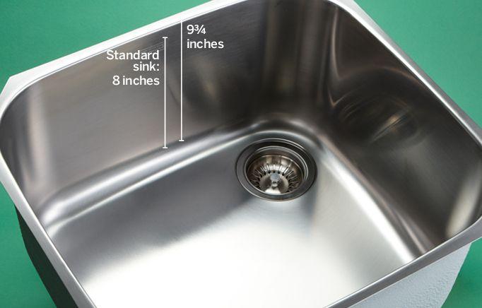 stainless steel sinks choosing the