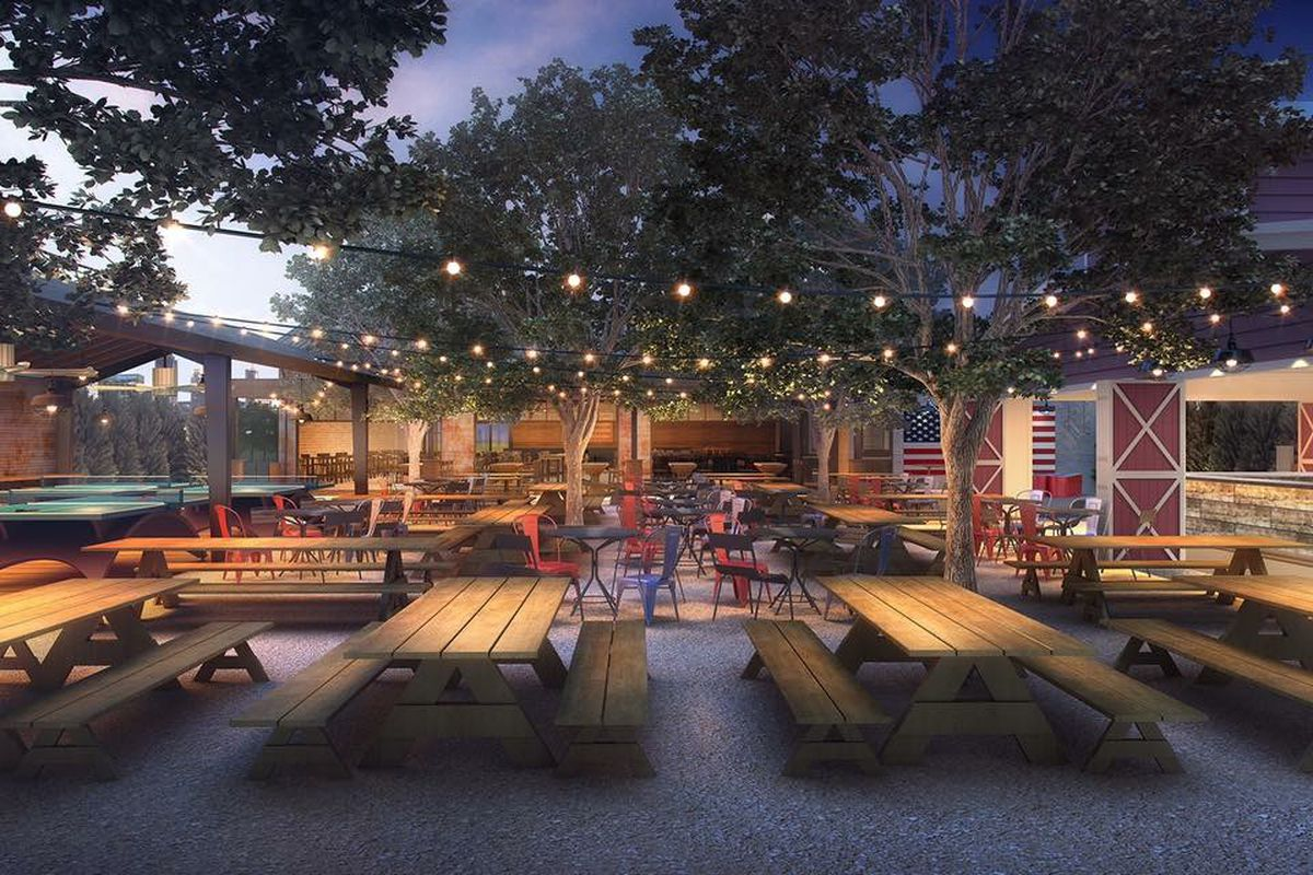 a usa themed restaurant heads to