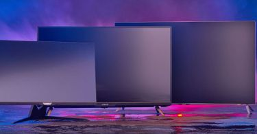 Gigabyte is announcing three OLED gaming monitors with HDMI 2.1 and TV sizes
