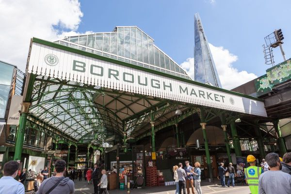 London Borough Market Waits Reopen Terror Attacks - Eater