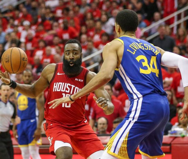 Rockets Vs Warriors Is Everything We Wanted Sbnation Com