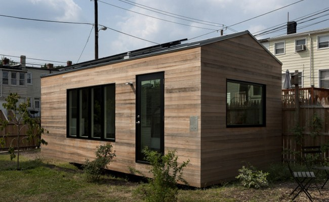 Minim House D C S Most Famous Tiny Home Wins Aia Award