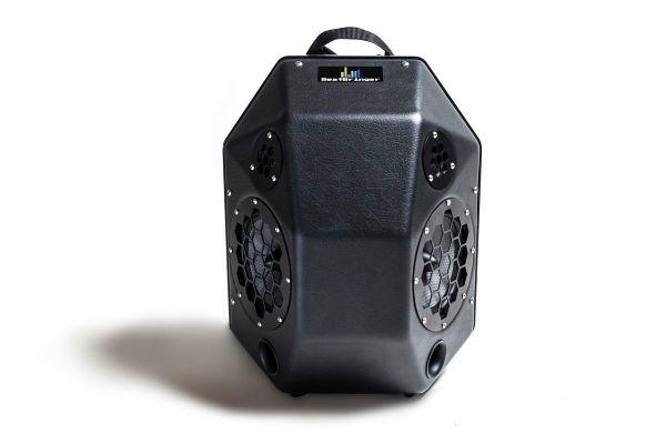 Beatbringer Backpack Full Of Speakers - Verge