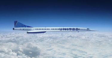 United Airlines is buying 15 supersonic aircraft from Boom Supersonic