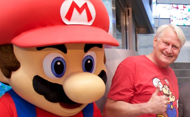 Super Smash Bros Ultimate Is Charles Martinet S 100th