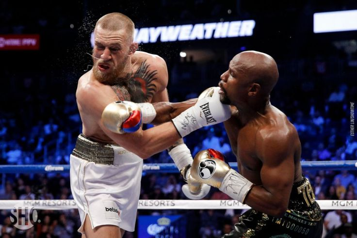 Image result for floyd mayweather conor