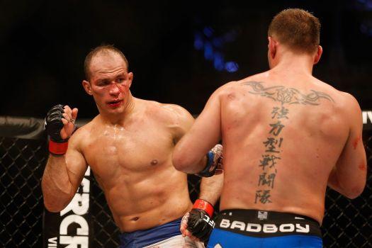 UFC Fight Night 133 card: Junior dos Santos vs Blagoy ...