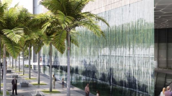 Hey ' Examine Rafael Violy' Miami River Waterfall
